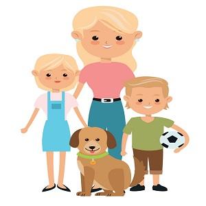 Mame și Copii